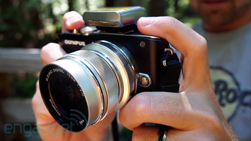 How would you change Olympus' PEN E-PL3 and E-P3?