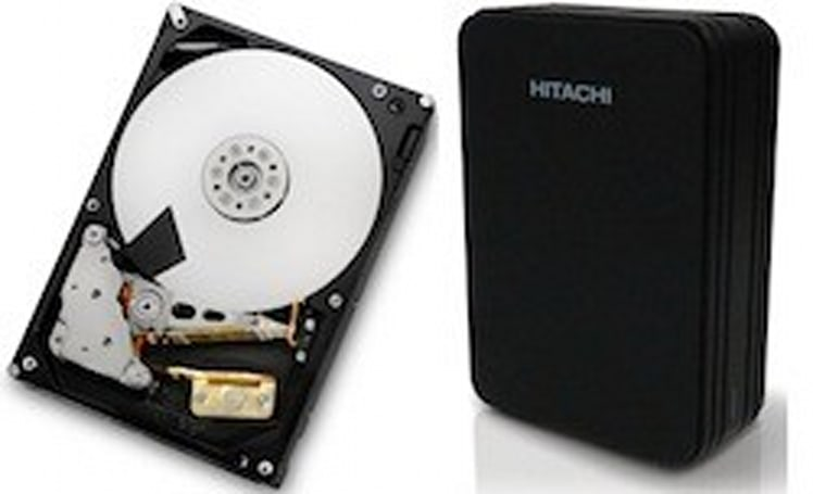 Hitachi outs a pair of 4TB HDDs for your storing pleasure