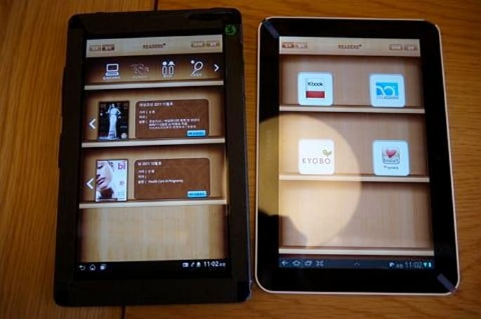 LG Optimus Pad sequel photos leaked, gives 4G gossips something to talk about
