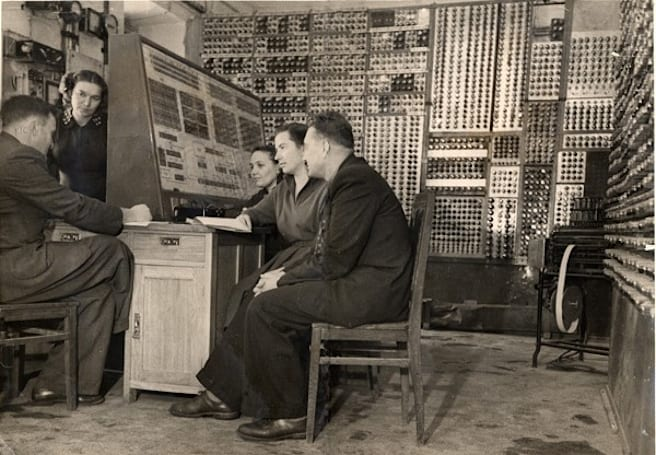 MESM Soviet computer project marks 60 years