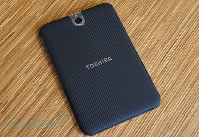 "Toshiba Thrive 7"" review"