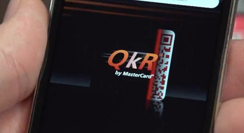 MasterCard's QkR mobile payment system enters trial in Australia