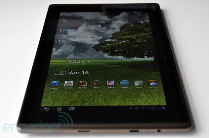 Eee Pad Transformer to receive Ice Cream Sandwich after January 12th, ASUS confirms