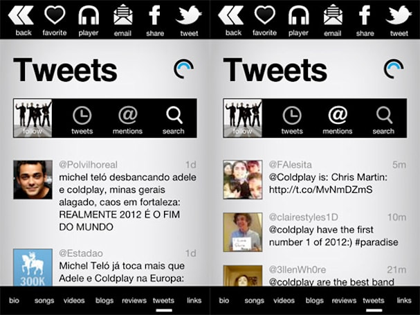 The Echo Nest teams with Twitter to integrate tweets into music apps