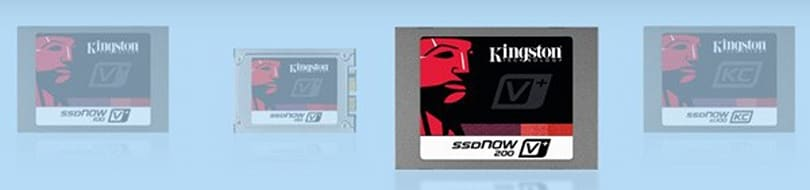 Kingston launches new family of high performance SSDs, doesn't care if you're a business or a consumer