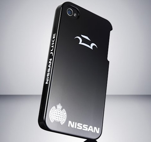 Nissan Scratch Shield iPhone case uses self-healing paint, won't un-crack your screen