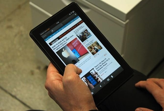 Silk ported from Kindle Fire to rooted Android devices, other web browsers now jealous