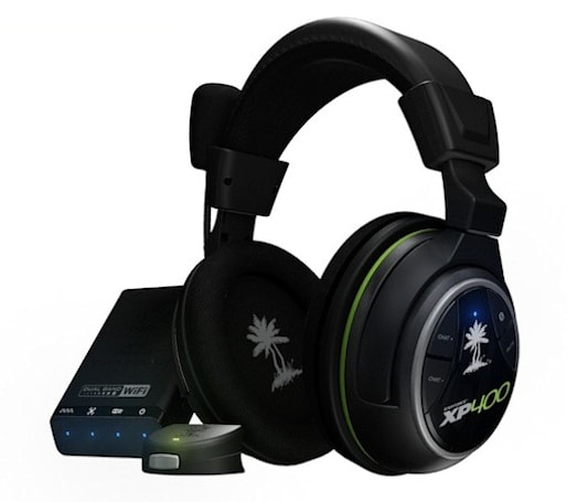Turtle Beach expands its wireless headset lineup, intros XP400 with adjustable surround sound, stereo XP300