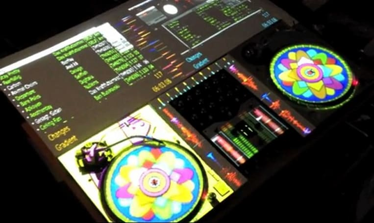 If God is a DJ, these are his decks (video)