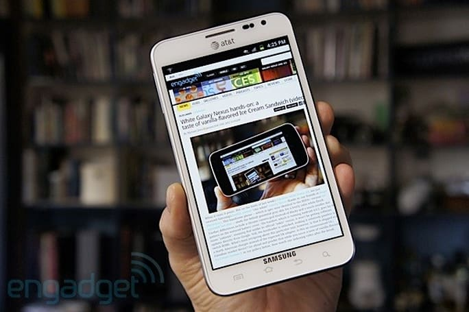 AT&T Galaxy Note review