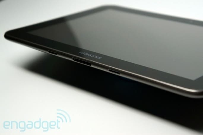 How would you change the Samsung Galaxy Tab 8.9?