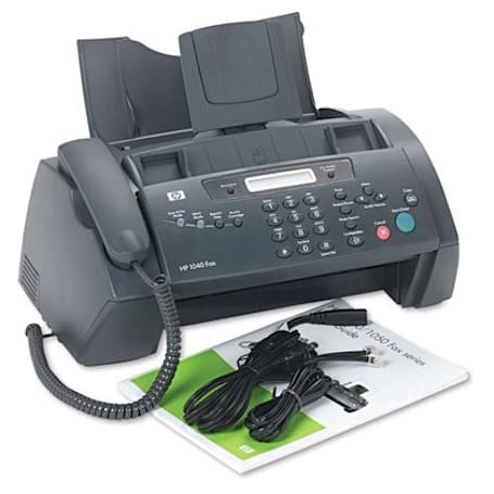 HP feels the heat, recalls 1040 and 1050 fax machines