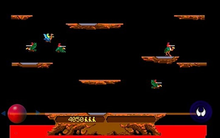 Midway Arcade brings Joust, Defender, Spy Hunter to iOS without the associated coin-loss