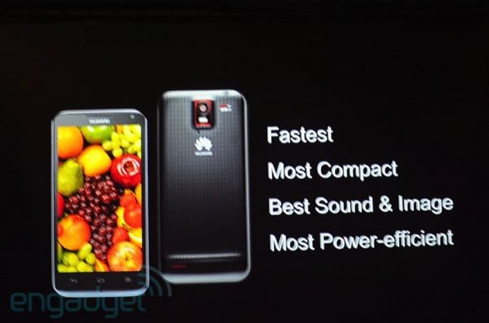 Huawei adds home-grown K3V2 quad-core mobile CPU to its arsenal