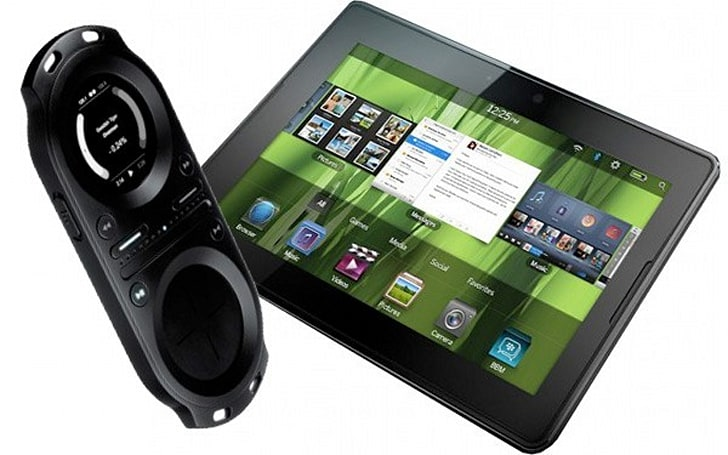 Pacemaker and RIM announce exclusive DJ app for PlayBook