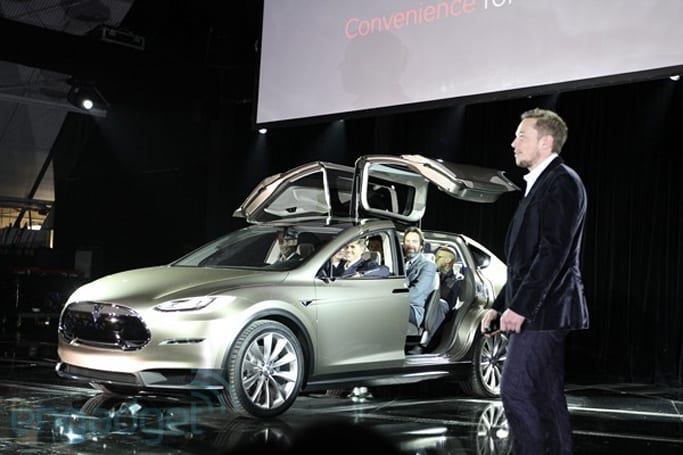 Tesla CEO teases crossover and sports car EVs for 2016