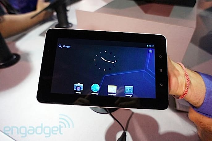 ViewSonic ViewPad G70 with ICS launching at MWC?