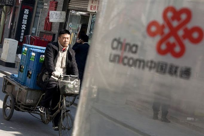 China Unicom says partnering with Apple was a good thing, we feign surprise