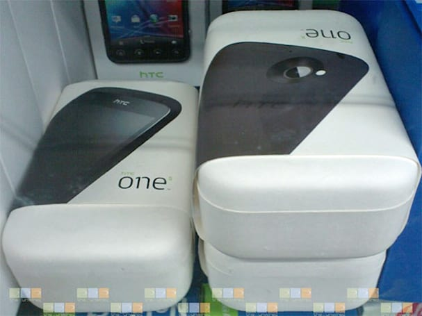 HTC One X and One S on sale now in Germany, flagship gets unboxed in France (video)