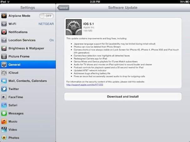iOS 5.1 gets tethered jailbreak for non-A5 iPads, iPhones and iPods
