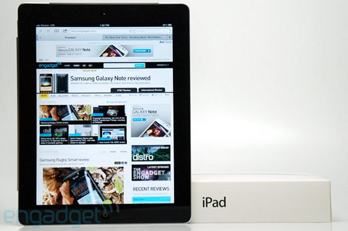 'New' iPad landing in South Korea, Israel and 19 other countries, officially ceases to be new in US