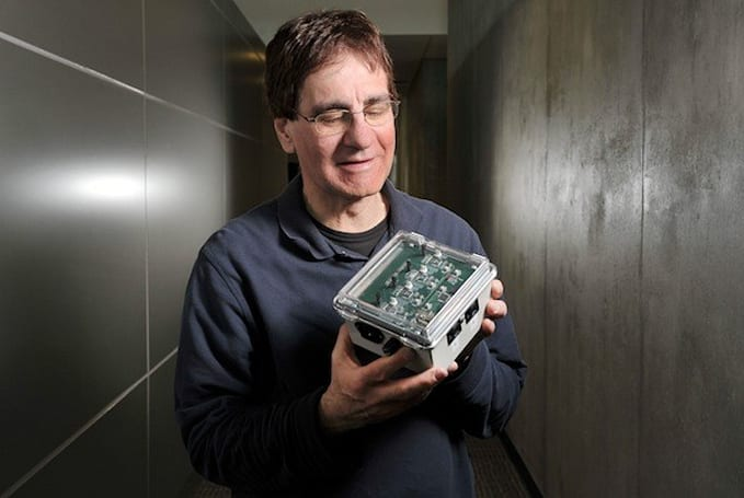 Sandia Labs develops self monitoring smart outlet, still needs you to plug it in