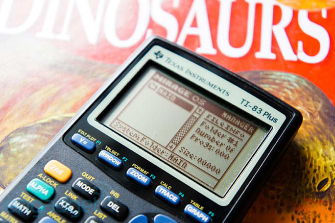 Texas Instruments TI-83 Plus review