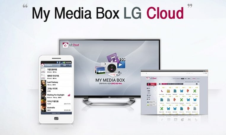 LG launches LG Cloud, blows raspberries at S-Cloud