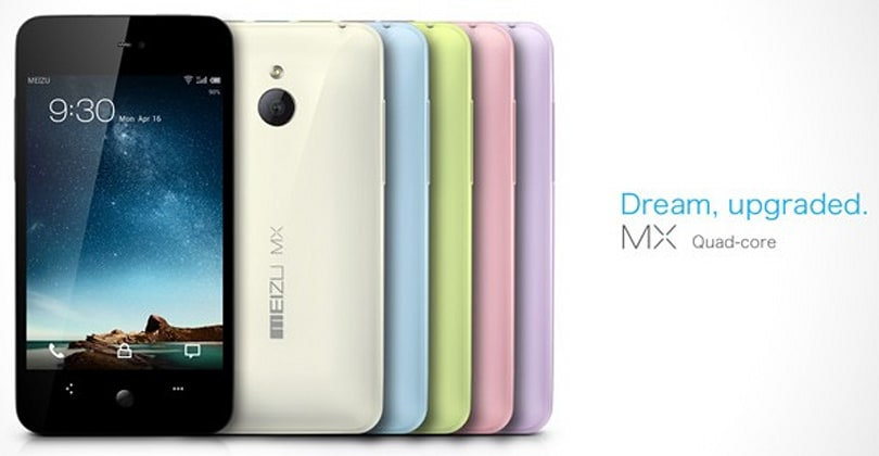 Meizu MX Quad-core launching with Android 4.0 in June, gets 32GB and 64GB flavors