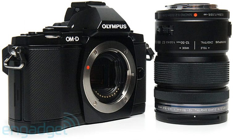 Olympus OM-D E-M5 Micro Four Thirds camera review