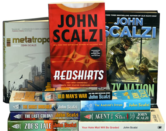 Sci-fi publisher announces Tor and Forge will go DRM-free with all e-book titles