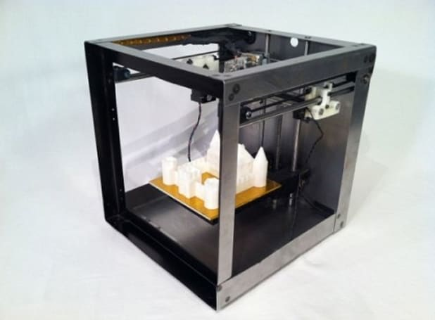 Former MakerBot exec launches Solidoodle sub-$500 3D printer