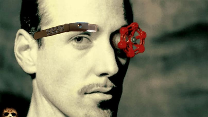 Valve 正在研究類似 Google Project Glass 的可戴式電腦?Michael Abrash 說的