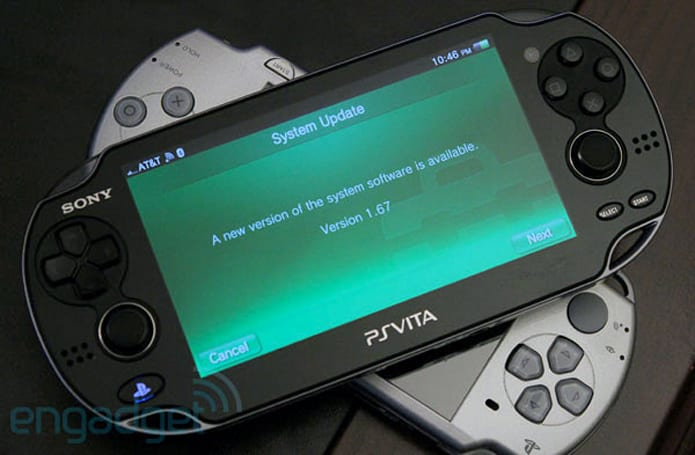 PS Vita gets (another) firmware update, free-to-play Montezuma Blitz available now