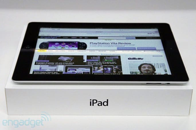 Apple fined $2.29 million over '4G iPad' claims in Australia