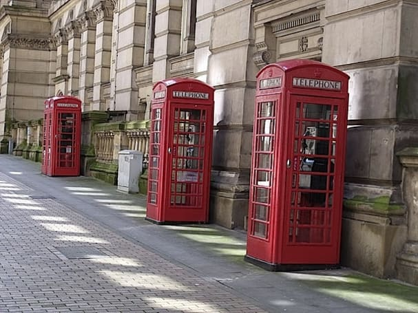 Spectrum Interactive brings WiFi hotspots to London's phone boxes