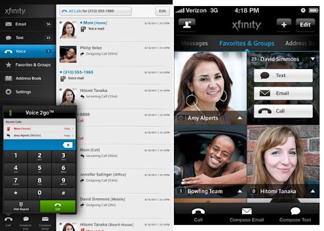 Xfinity Voice 2Go bridges the gap between mobile, VoIP and home phones