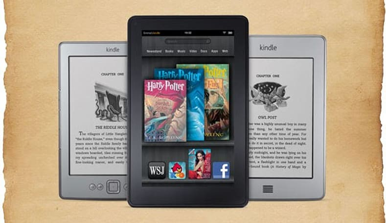 PSA: Entire Harry Potter series now available on Amazon's Kindle Owners' Lending Library