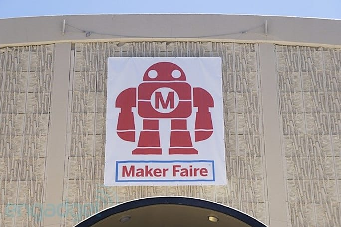 Maker Faire Bay Area 2012, in pictures: 3D printers, unicorns, tesla coils and zombies (video)