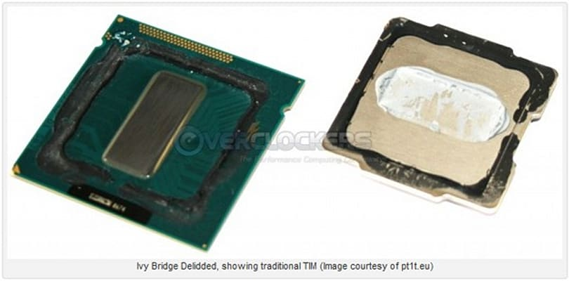 Intel caught using cheap thermal paste in Ivy Bridge?
