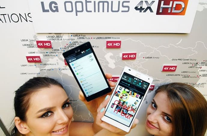 LG's Optimus 4X HD officially making its way to European locales June 11 (update)