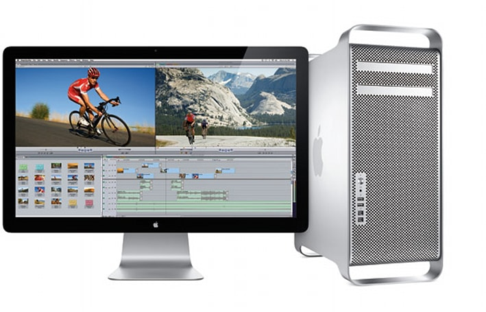 Apple rolls out updated Mac Pro lineup with faster processors, not much else