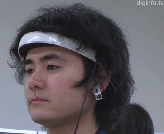 Brain wave meter knows what you're thinking, so get your mind out of the gutter (video)