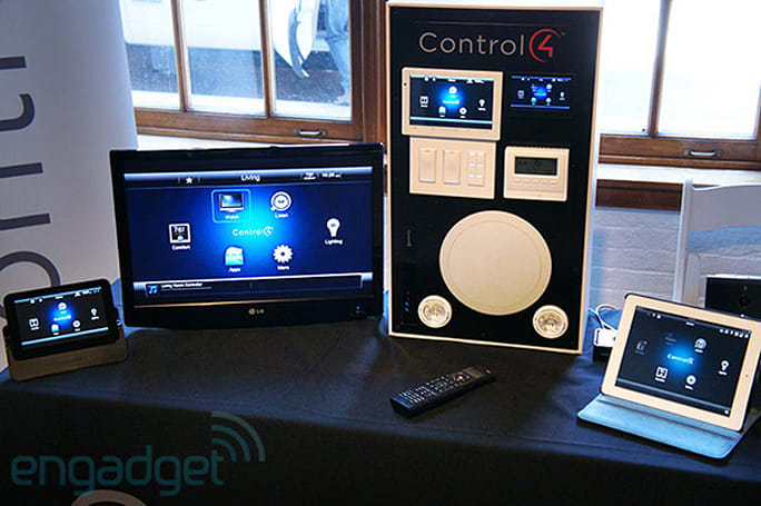 Control4 delivers home automation Starter Kit for under $1,000 including installation, we go hands-on