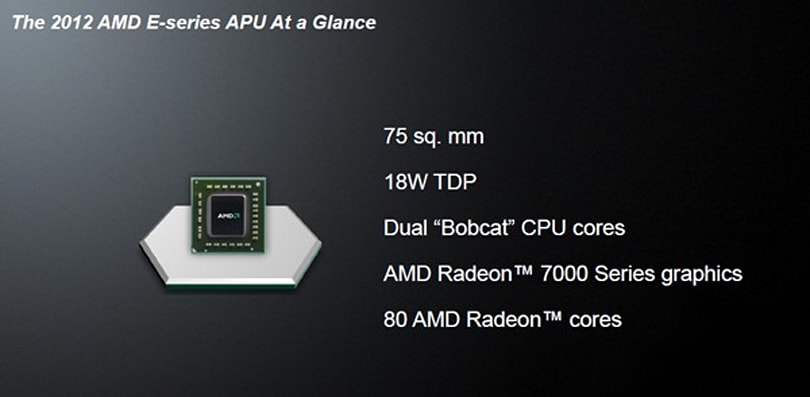 AMD details next generation of E-series chips for sub-$600 laptops