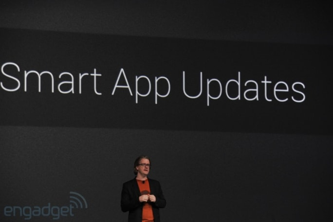 Google brings incremental app updates, added encryption measures to Android