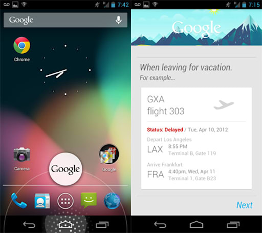Android 4.1 Jelly Bean review: a look at what's changed in Google's mobile OS