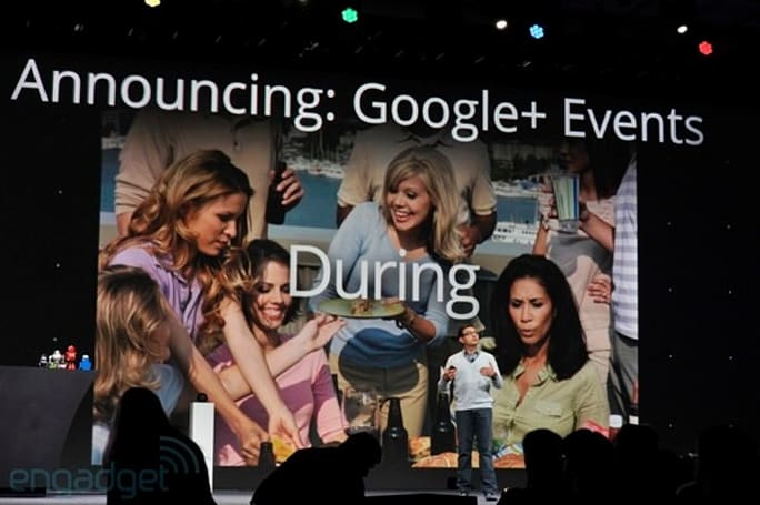 Google wants you to join the party, announces Google+ Events (video)