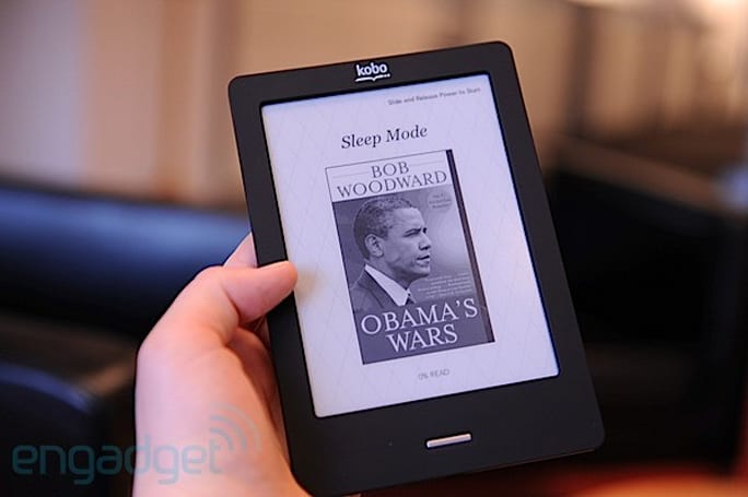Kobo eReader Touch up for pre-order in Japan, hitting market with 'localized experience' July 19th