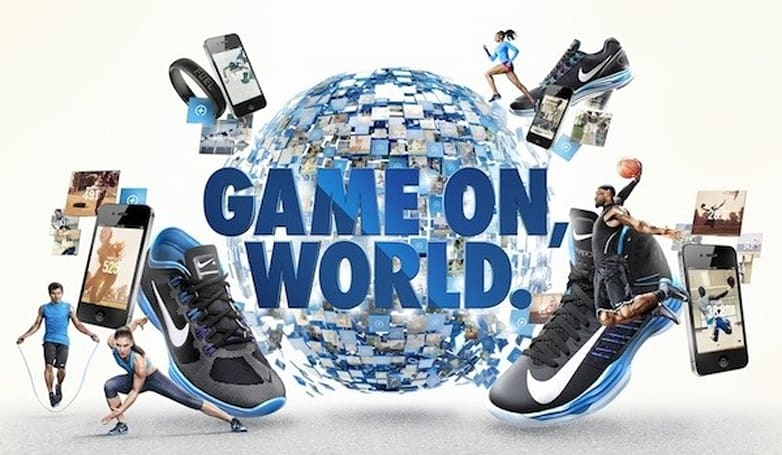 Nike+ Basketball and Training stat tracking shoes launch, kick off 'Game On, World' challenge (video)